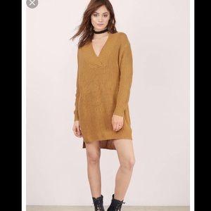 NWT Tobi Sweater Dress